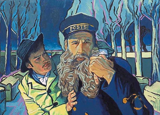 Loving Vincent : Bild Bild hinzugefügt am ?01?. ?März? ?2016|Copyright La Belle Company