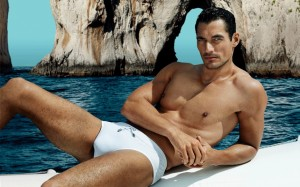 David Gandy / instagram.com/davidgandy_official/ archyvo nuotr.