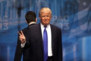 Donaldas Trumpas  © Wikimedia Commons archyvo nuotr.