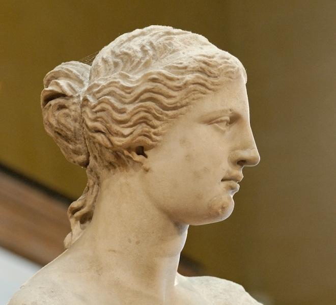 Milo Veneros skulptura
