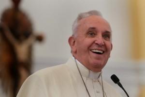 Popiežius Pranciškus © Wikimedia Commons archyvo nuotr.