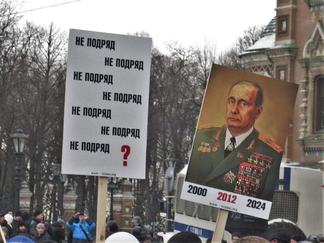 Vladimir Putin 3