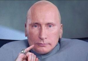 Vladiniras Putinas švenčia penktąją pergalę.