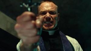 "Serialo ""The Exorcist"" kadras"