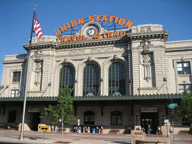 Denverio traukiniu stotis