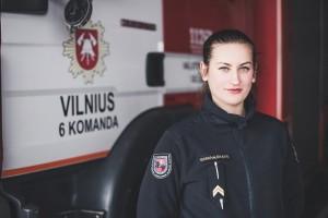 I. Baranauskaitė / VGTU archyvo nuotr.
