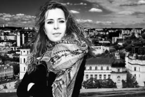 Kristina Sabaliauskaitė / © Pauliaus Gasiūno nuotr.