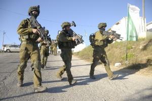 Izraelio kariai © Wikimedia Commons archyvo nuotr.