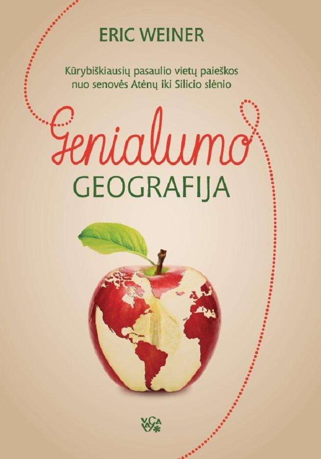 2 Genialumo geografija