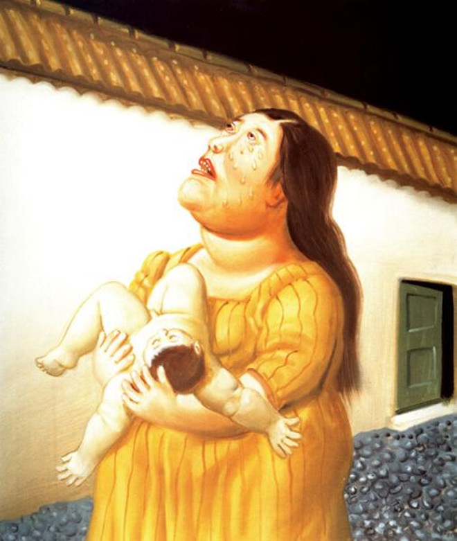2007-Fall-Botero-Motherchild-750p