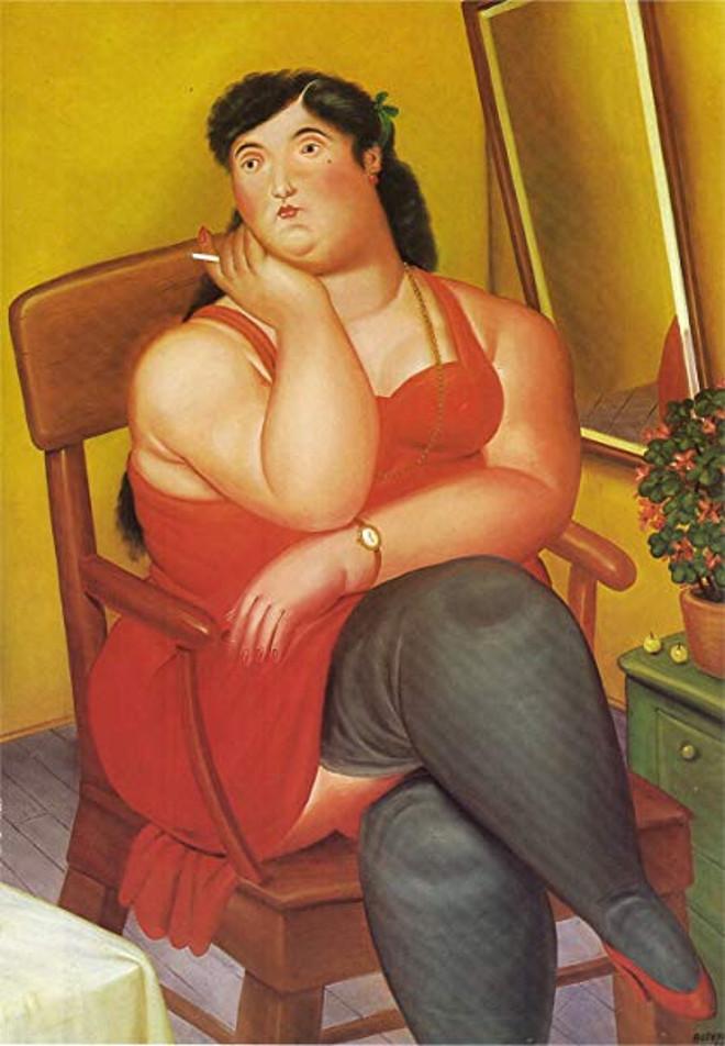 Fernandas Botero