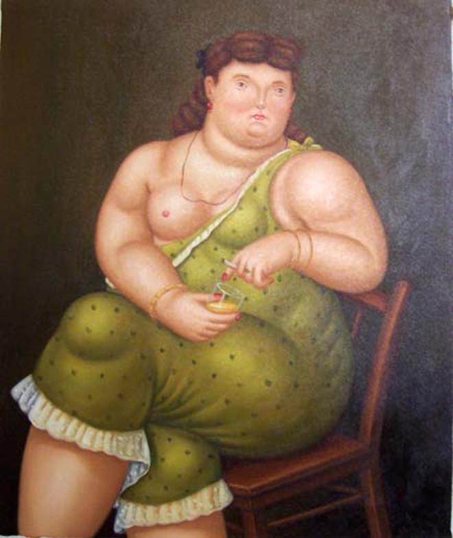 Fernando Botero art