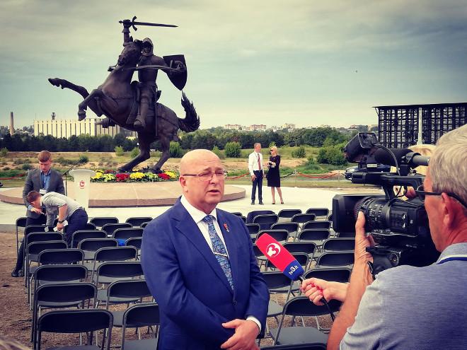 Kauno meras Visvaldas Matijosaitis vytis laisves karys