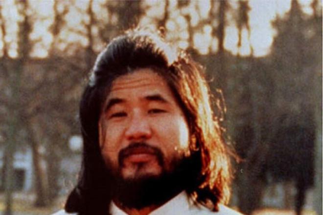 Shoko Asahara 2