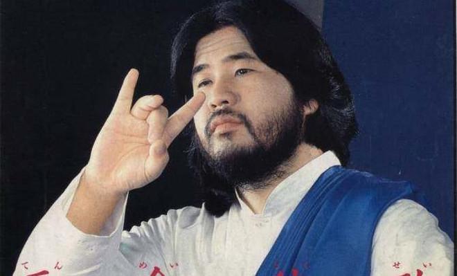 Shoko Asahara 3