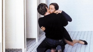 "Filmo ""The Piano Teacher"" kadras"