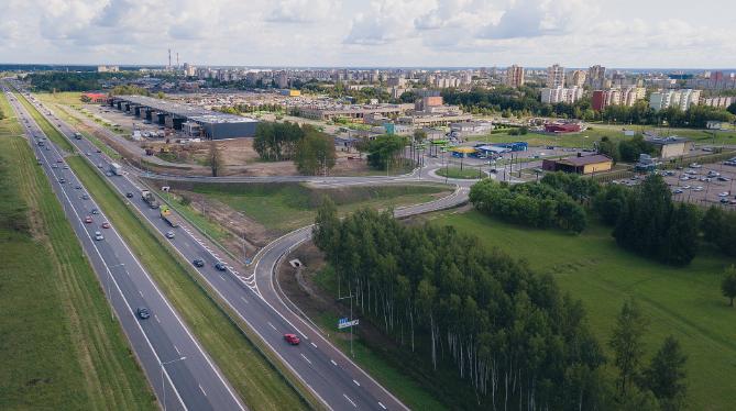 Kelias Kaune