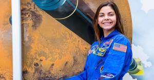 Alyssa Carson ruošiasi sudėtingai misijai
