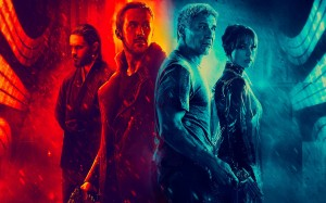 "Filmo ""Blade Runner 2049""  plakatas"