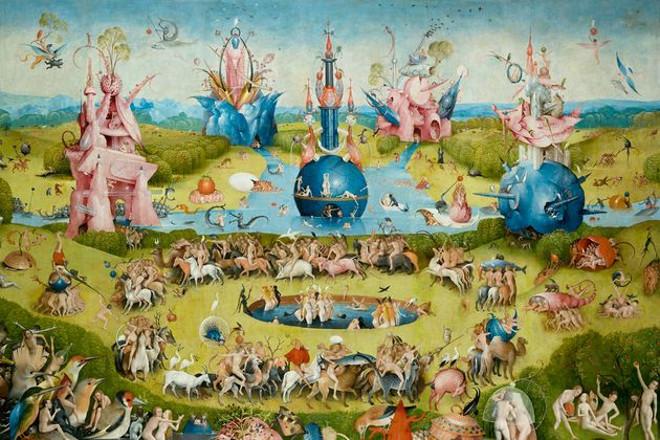 Hieronymus Bosch paveikslai