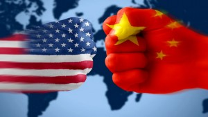 JAV Kinija