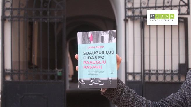 Knyga Suaugusių gidas po paauglių pasaulį © Godos Malinauskaitės nuotr. - Copy
