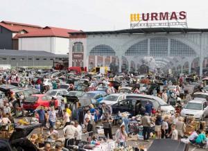 Populiarusis Bagažinių turgus persikels į naują, erdvesnę aikštelę / Organizatori7 archyvo nuotr.