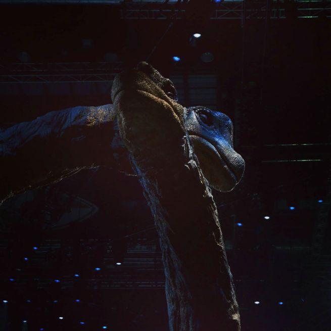 Dinozaurai 3