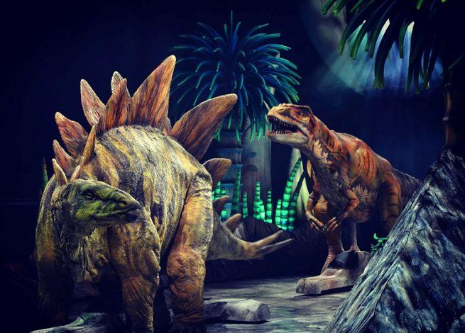 Dinozaurai 7