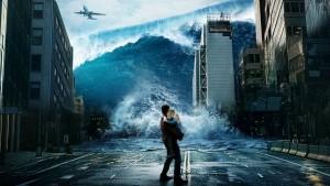 """Filmo """"Geostorm"""" kadras"""