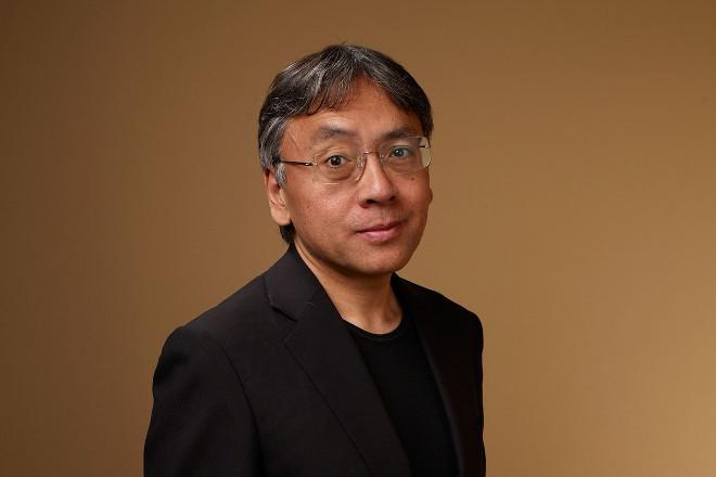Kazuo Ishiguro rasytojas
