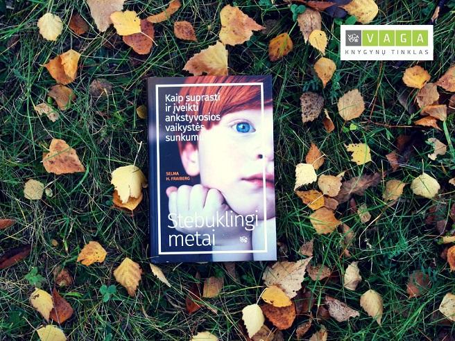 """Knyga """"Stebuklingi metai"""" / © Godos Malinauskaitės nuotr."""