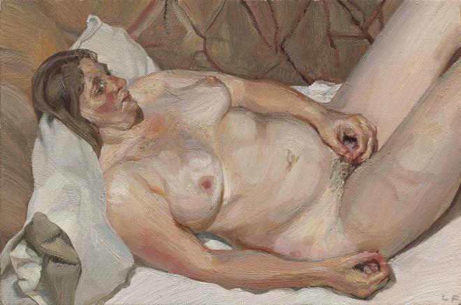 Lucian Freud 4