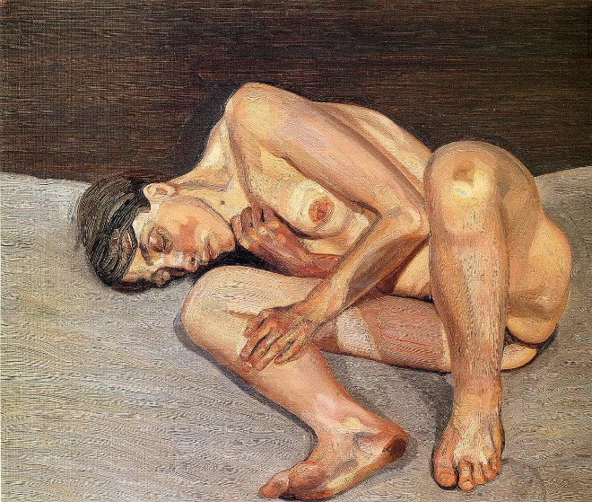 Lucian Freud 6