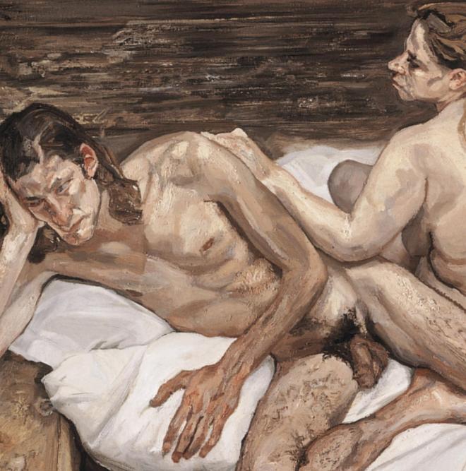 Lucian Freud 7