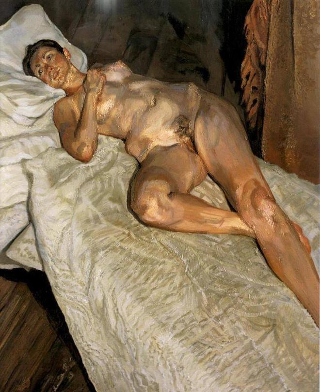 Lucian Freud 8