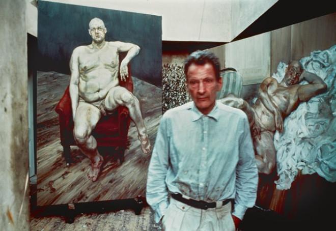 Lucian Freud 99