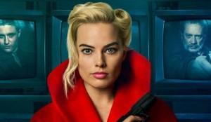 "Margot Robbie / filmo ""Terminal"" kadras"