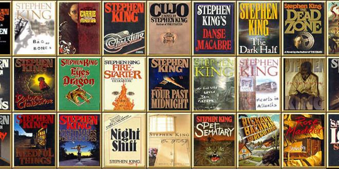Stiveno Kingo knygos