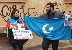 Tarana ir Azadas Husanovai, asmeninio archyvo nuotr.