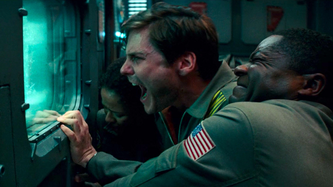 The Cloverfield Paradox 2