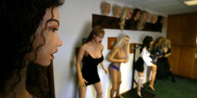 realistiniai sekso robotai