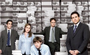 "Serialas ""The Office"""