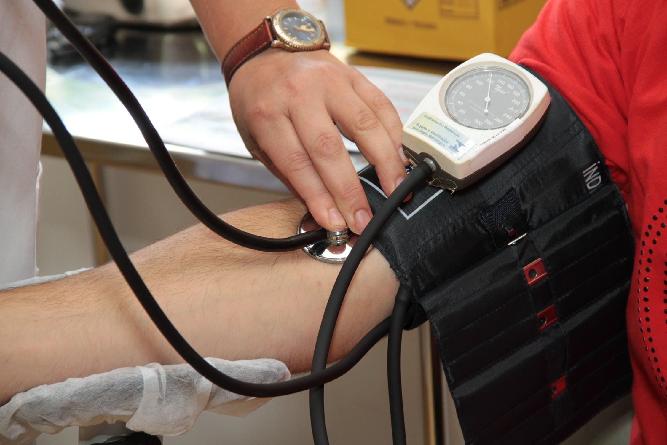 aukšto kraujo spaudimo pragaras