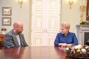 Dalia Grybauskaitė / Lietuvos Respublikos Prezidento kanceliarijos, Roberto Dačkaus nuotr.