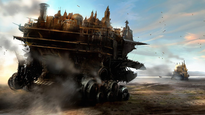 Mortal Engines 3