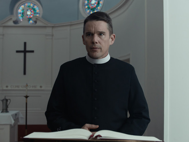First reformed 4