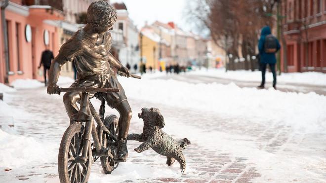 Kaunas Vilniaus gatve