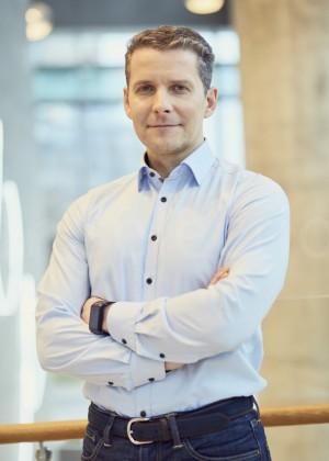 """Šarūnas Ruzgys """"Luminor investicijų valdymas"""" vadovas / Organizatorių archyvo nuotr."""