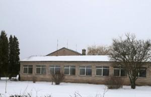 Rokų gerovės centras įsikurs atnaujinus senąjį Girininkų mokyklos pastatą. / Organizatorių archyvo nuotr.